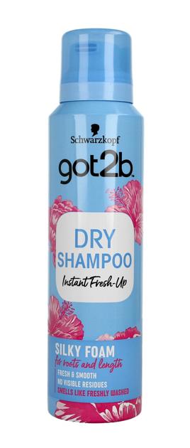 "Schwarzkopf Got 2b Instant Fresh-Up Suchy Szampon w piance 150ml"""