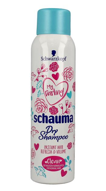 """Schwarzkopf Schauma Dry Shampoo Suchy szampon do włosów normalnych My Darling  150ml"""""""