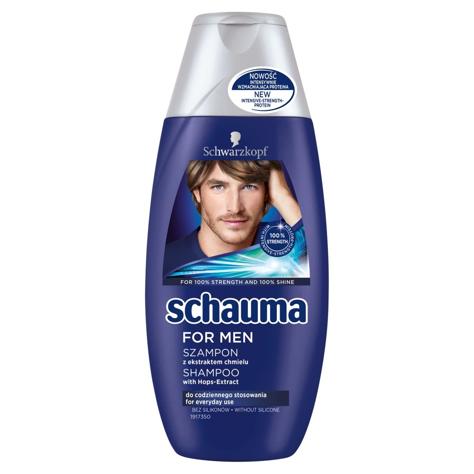 """Schwarzkopf Schauma Szampon do włosów For Men  250ml"""""""