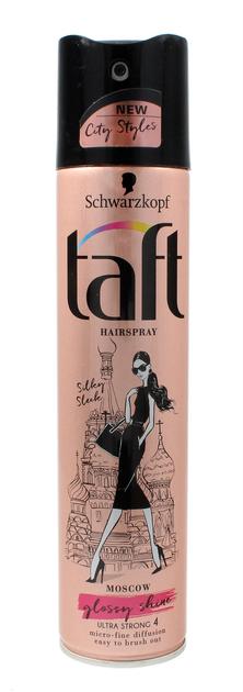 """Schwarzkopf Taft City Styles Lakier do włosów Moscow Glossy Shine  250ml"""""""