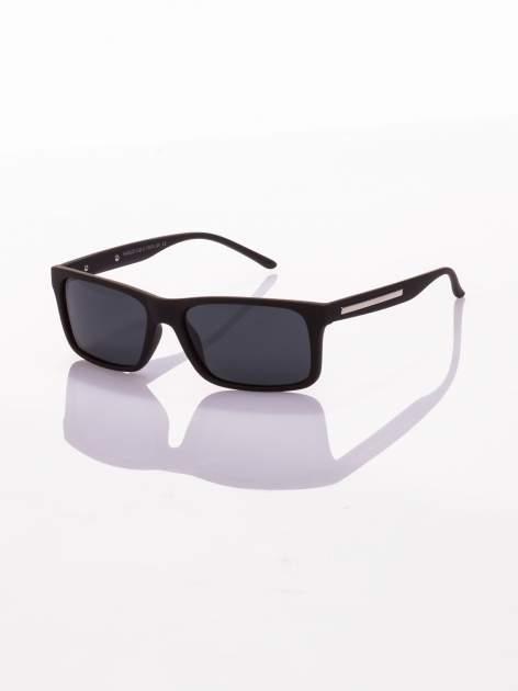Sportowe okulary przeciwsłoneczne z POLARYZACJĄ