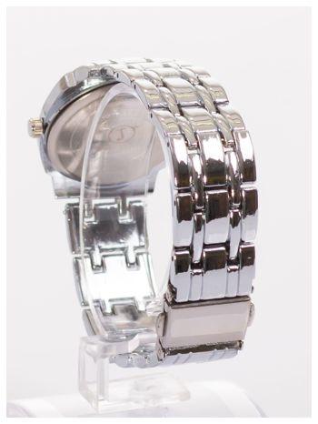 Srebrny damski zegarek. Bardzo kobiecy. Mała tarcza. Delikatny.                                  zdj.                                  4