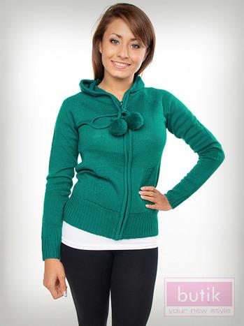 Sweter z kapturem                                  zdj.                                  3