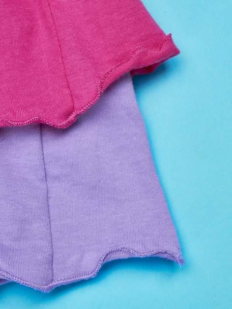 Szara spódnica dla dziewczynki HELLO KITTY z kokardką                                  zdj.                                  6
