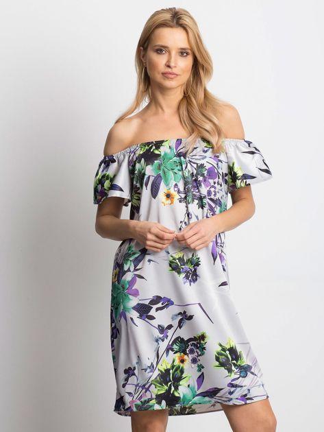 Szara sukienka Eventually                              zdj.                              1