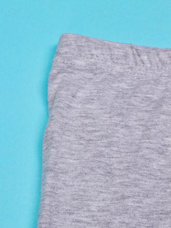 Szare legginsy dla dziewczynki FURBY                                  zdj.                                  4