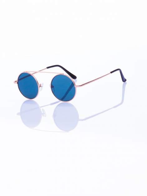 Szare okulary przeciwsłoneczne LENONKI RETRO                                  zdj.                                  3