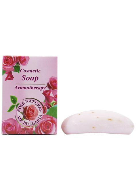 THE ROSE Różane mydło w kostce 100 g