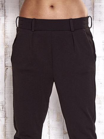 TOM TAILOR Czarne lejące spodnie                                   zdj.                                  5