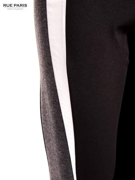 Trójkolorowe legginsy modelujące ultra slim                                  zdj.                                  2