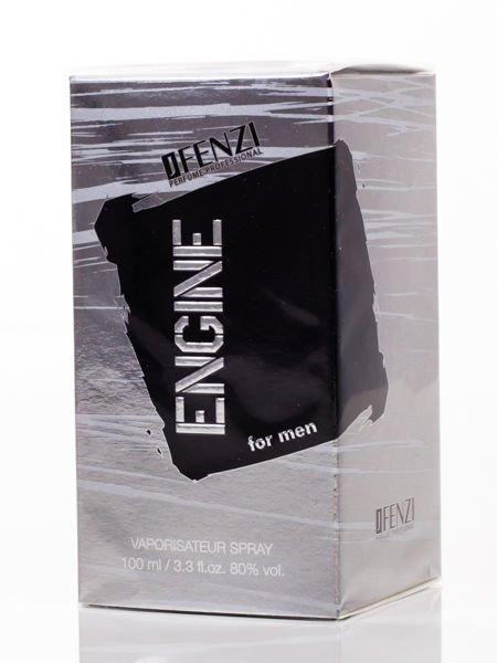 WODA PERFUMOWANA MĘSKA JFENZI ENGINE 100 ml                              zdj.                              1