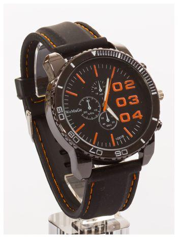 WoMaGe Męski stylowy zegarek                                   zdj.                                  3