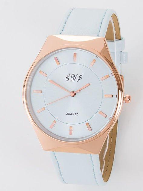 Zegarek damski błękitny                              zdj.                              1