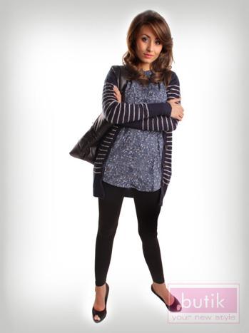 Zestaw:  koszula + legginsy                                  zdj.                                  4