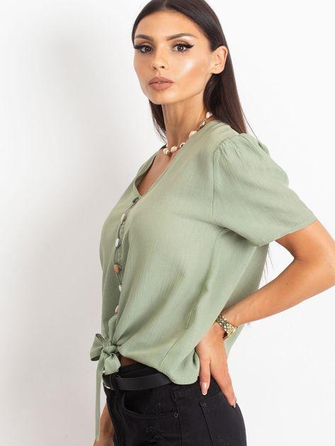 Zielona bluzka Paradise                              zdj.                              3