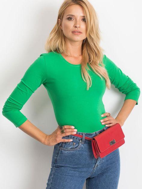 Zielona bluzka Santorini                              zdj.                              3