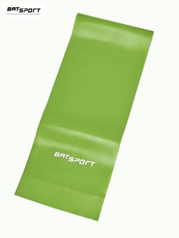 Zielona guma do ćwiczeń poziom średni                                  zdj.                                  1