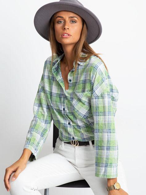 Zielona koszula Ranger                              zdj.                              1