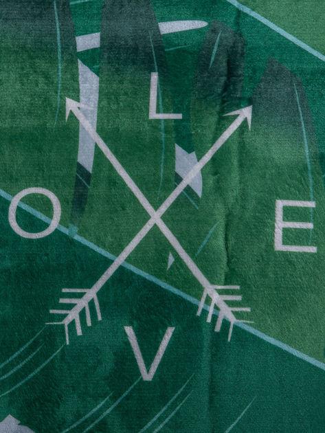 Zielona mata podłogowa                               zdj.                              3