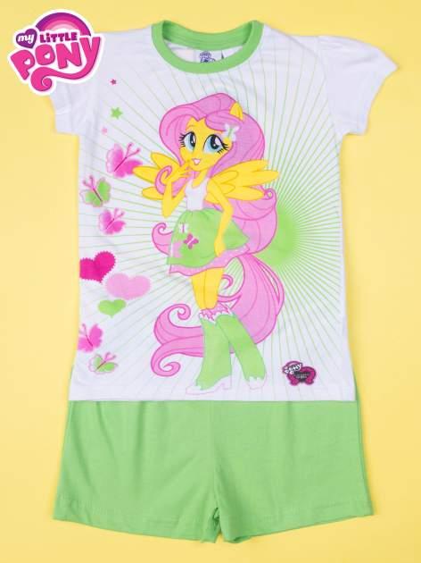 Zielona piżama dla dziewczynki MY LITTLE PONY                                  zdj.                                  1