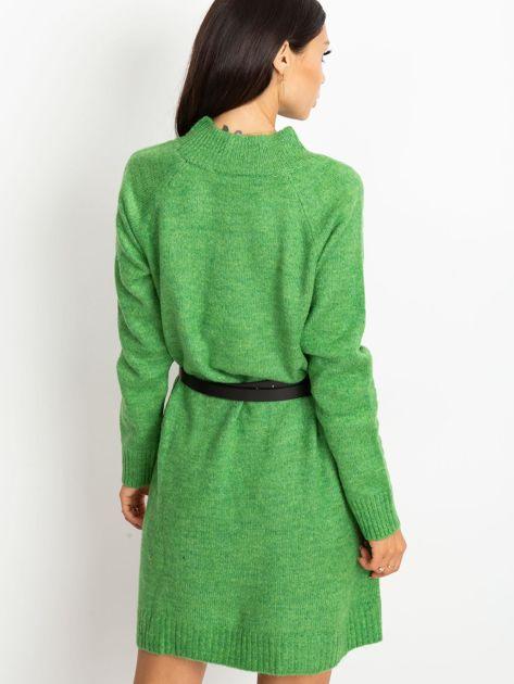 Zielona sukienka Harmony                              zdj.                              2