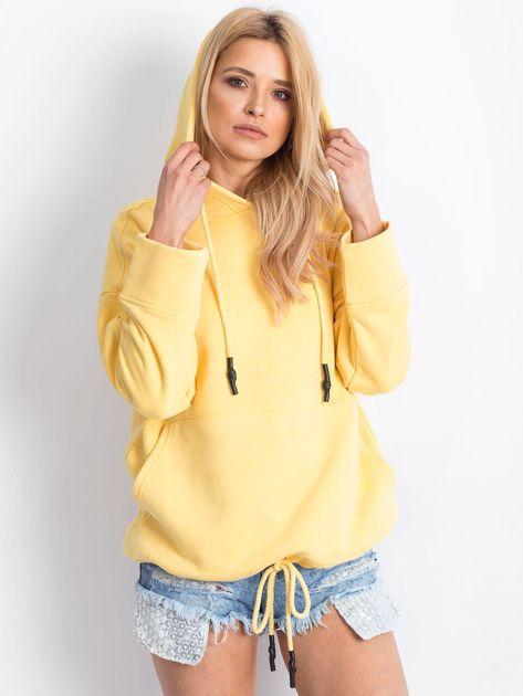 Żółta bluza Replicating                              zdj.                              5