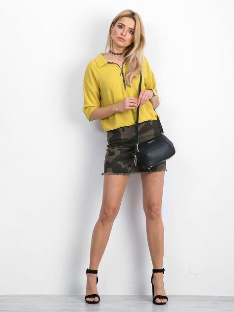 Żółta bluzka Hokum                              zdj.                              4