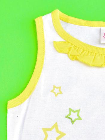 Żółta tunika dla dziewczynki MY LITTLE PONY                                  zdj.                                  4