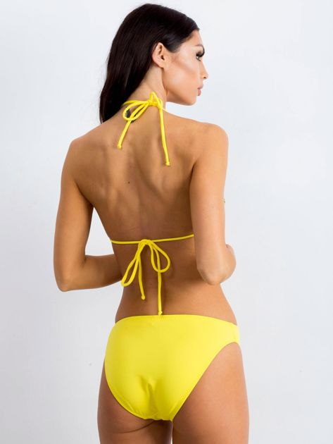 Żółte bikini Cobblestone                              zdj.                              2