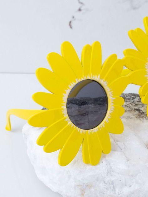 Żółte okulary stokrotki                              zdj.                              3
