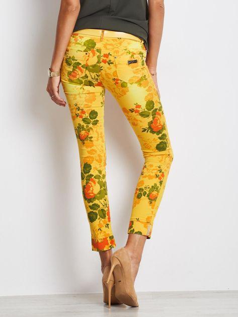 Żółte spodnie Nebraska                              zdj.                              2