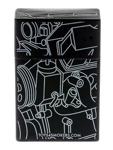 toys4smokers KLASYK/ Etui silikonowe na papierosy ENGINE                                  zdj.                                  4