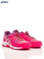 ASICS Różowe buty sportowe GEL PADEL PRO 3 GS                                  zdj.                                  2