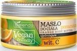 BIELENDA VEGAN FRIENDLY Masło do ciała pomarańcza 250 ml                                  zdj.                                  1