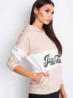 Beżowa bluza Pina                                  zdj.                                  3