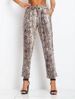 Beżowe spodnie Dream                                  zdj.                                  1