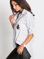 Biała koszula Together                                  zdj.                                  3