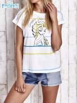 Biały t-shirt FROZEN                                  zdj.                                  1