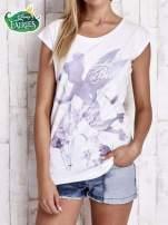 Biały t-shirt TINKER BELL                                                                           zdj.                                                                         1