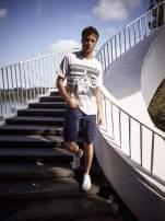 Biały t-shirt męski LOONEY TUNES                                  zdj.                                  10