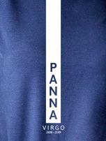 Bluza damska PANNA znak zodiaku granatowa                                  zdj.                                  2