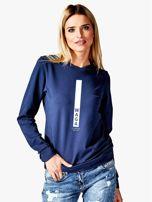 Bluza damska WAGA znak zodiaku granatowa                                  zdj.                                  1