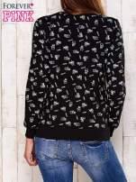 Czarna bluza motyw buldożków                                  zdj.                                  2