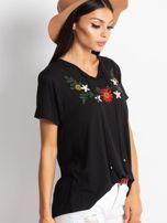 Czarna bluzka Celebrite                                  zdj.                                  3