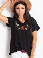 Czarna bluzka Celebrite                                  zdj.                                  5