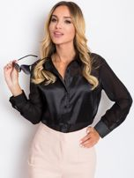 Czarna bluzka Velvet                                  zdj.                                  6
