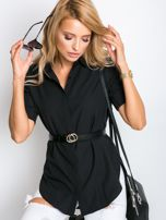 Czarna koszula Sharon                                  zdj.                                  1