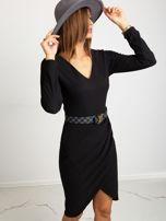 Czarna sukienka Fireside                                  zdj.                                  3