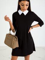 Czarna sukienka Poppy                                  zdj.                                  1