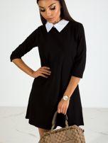 Czarna sukienka Poppy                                  zdj.                                  5